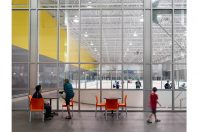 Wayne Gretzky Sports Centre Additions and Renovations