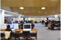 Cambrian College Learning Commons