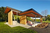 Chinguacousy Park Picnic Shelters