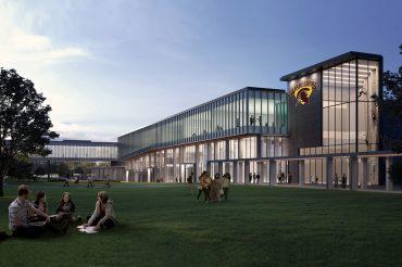 University of Waterloo Student Life Centre