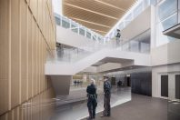 Protected: Ottawa Police Service, South Campus Phase 1